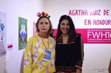 Agatha and me
